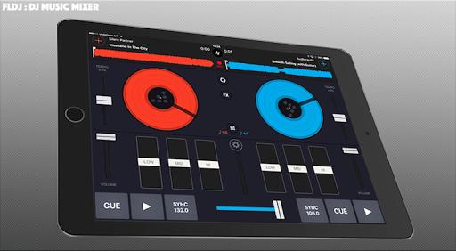 VIRTUAL FLDJ STUDIO - Djing & Mix your music 6.0.1 screenshots 1