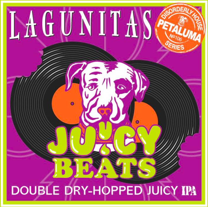 Lagunitas Double Dry Hopped Juicy Beats