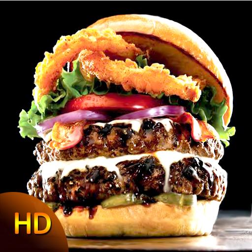 高品质食物背景画面 娛樂 App LOGO-硬是要APP