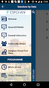 ESPGHAN 2016 screenshot 2