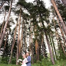 Wedding photographer Anastasiya Batina (nastenzya). Photo of 04.07.2018