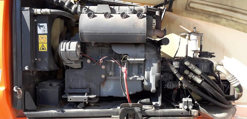 Picture of a JLG 800AJ