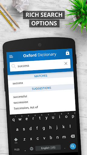 Oxford Dictionary of English : Free 9.1.363 screenshots 2