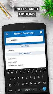 Oxford Dictionary of English v9.1.391 [Premium + Mod + Data] APK 2