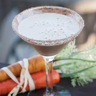 Chocolate Bunny Martini.