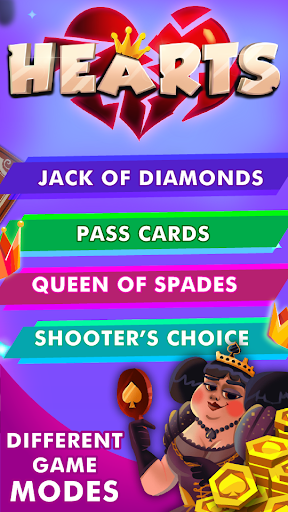Hearts - Free Card Games 2.5.2 screenshots 13
