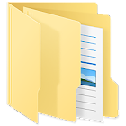 File Manager Explorer icon