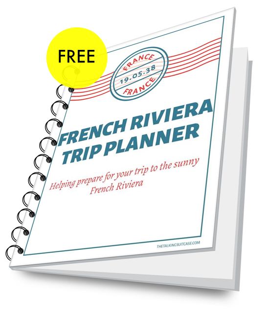 Free French Riviera Planner