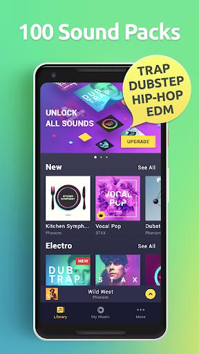 Drum Pad Machine - Beat Maker 2.1.0 screenshots 2
