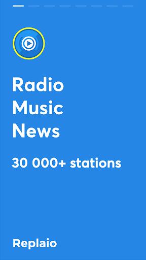 Replaio Live: Internet Radio & Radio FM Online 2.5.8 screenshots 1