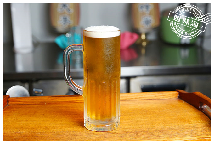 小琉球荷花軒勝者啤酒2