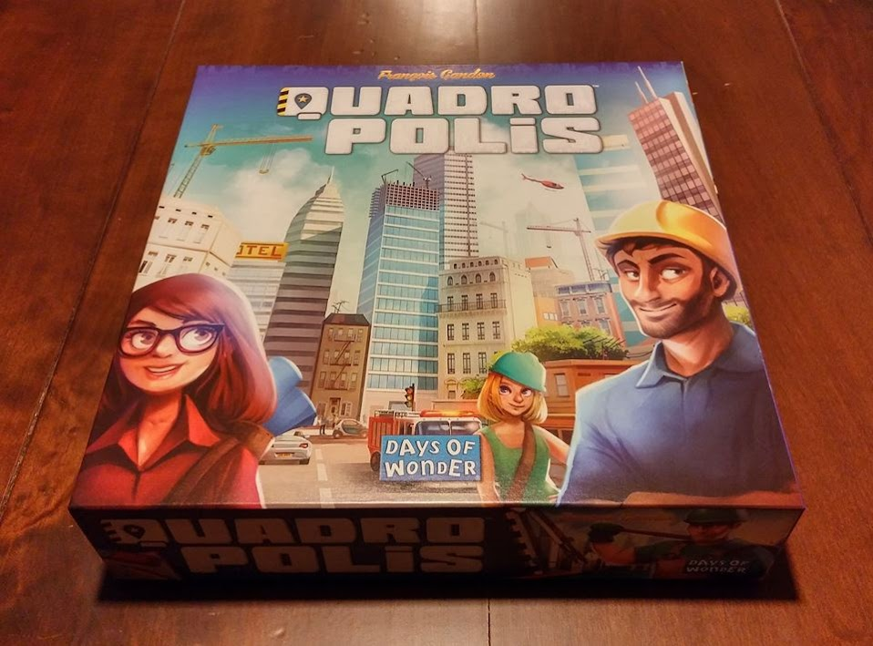 La scatola di Quadropolis
