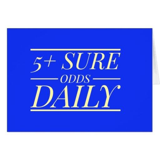 5+ SURE ODDS DAILY - Apps on Google Play