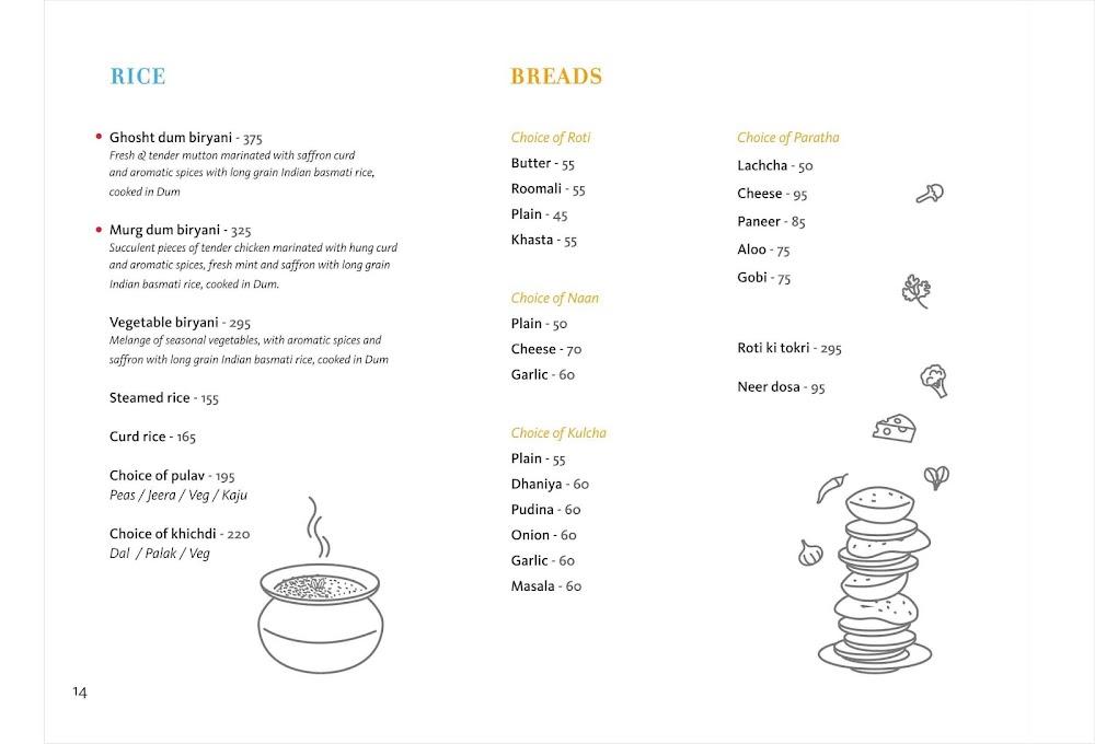 Mishmash menu 4