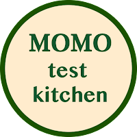 MOMO test kitchen logo