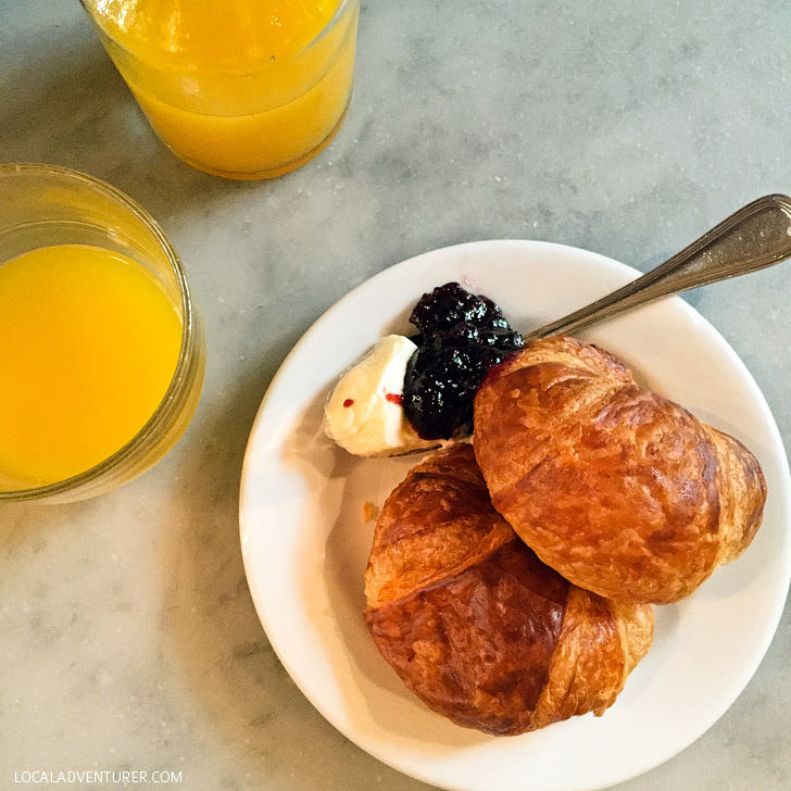 Buvette (Ultimate NYC Food Bucket List - 49 Places to Eat in NYC).