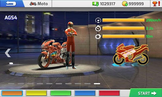 Real Bike Racing- screenshot thumbnail