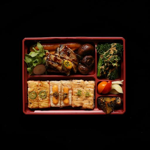 Aburi Chicken Bento