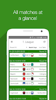 Screenshot of GoalAlert Football Live Scores
