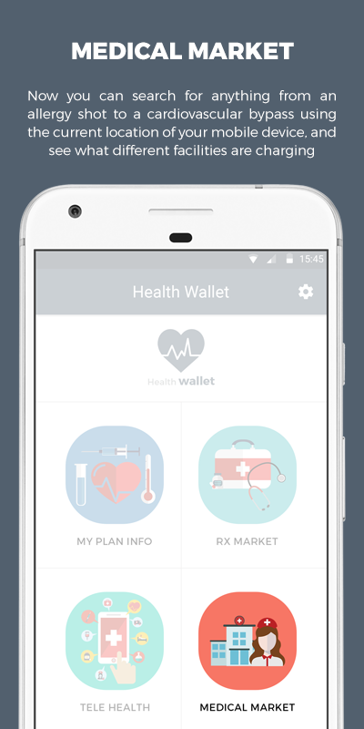 Health Wallet- screenshot