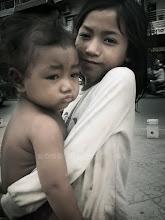 Photo: うし にどね にどね Photo at Cambodia