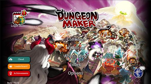 Dungeon Maker 1.8.4 screenshots 1