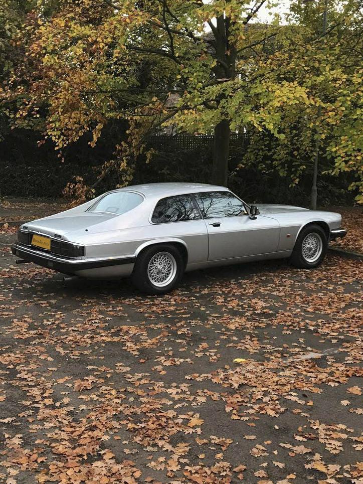 Jaguar XJS Hire Stockport