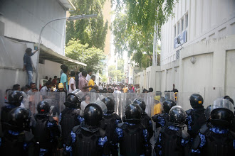 Photo: Majlis Insaaf 1/2/2012. Photo/dyingregime