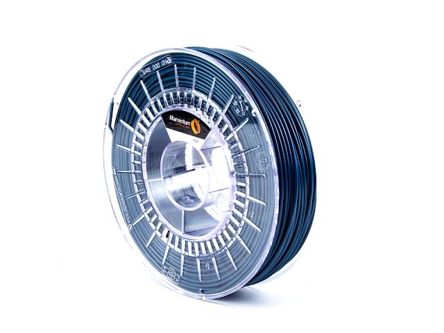 Fillamentum Grey Blue ASA Filament - 3 00mm (0 75kg)