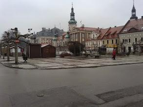 Photo: Town Square in Pszczyna. By Kamil Gabrysiak