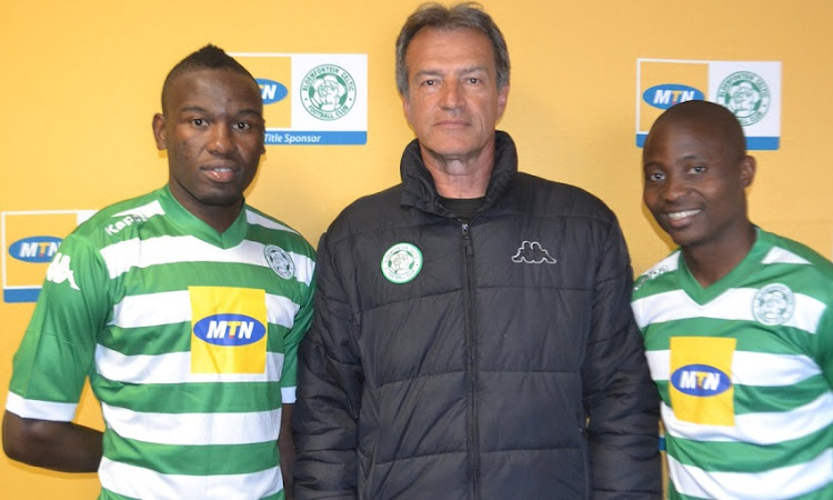 Newly appointed Bloemfontein Celtic coach Veselin Jelusic.