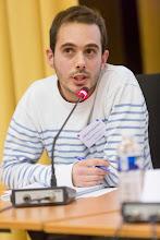 Photo: Alexis Coleiro au cours de la table ronde- Photo Olivier Ezratty