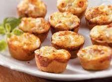 Mini Sausage Quiches Recipe