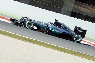 Photo: Nico Rosberg - AMG Mercedes F1