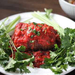 Braciole - The Perfect Valentine's Day Dinner.