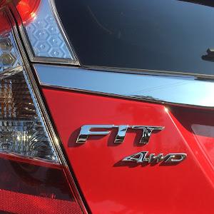 フィット GP6 4WDのカスタム事例画像 那須乃熊五郎さんの2018年11月16日09:33の投稿