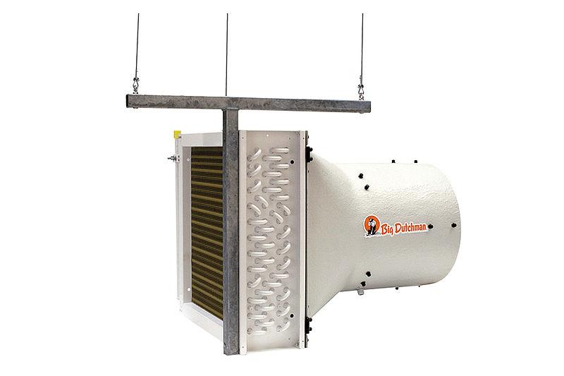 Heatmaster karšto vandens konvekcinis šildytuvas