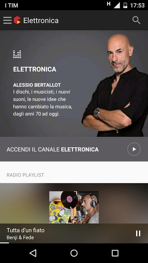 TIMmusic- screenshot
