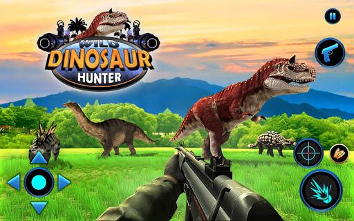 Dinosaurs Hunter Wild Jungle Animals Safari 3.3 screenshots 4