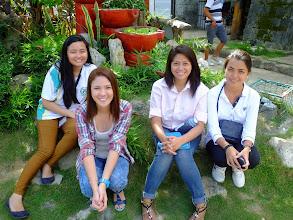 Photo: Philippine's future tour guides.