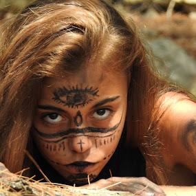 by Marijan Alaniz - People Body Art/Tattoos (  )