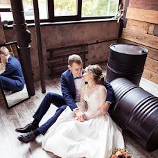 Wedding photographer Alina Kazina (AlinaKazina). Photo of 08.10.2016