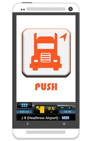 GPS Navigation Trucks