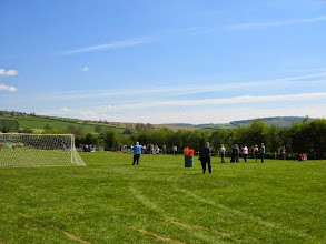 Photo: 16/05/05 - Ground photo taken at BCTFC (Montgomeryshire Amateur League) - contributed by Andy Sneddon