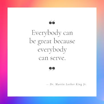 Everybody Can Serve - Instagram Post template