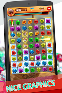 Download Jewels Quest Temple: Match 3 For PC Windows and Mac apk screenshot 2