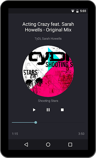 Stealth Audio Player Apps (apk) free download for Android/PC/Windows screenshot