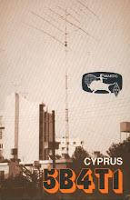 Photo: 5B Cyprus ( wkd Martti OH2BH)