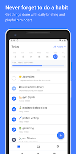 Habitify Habit Tracker Premium Apk X build 43 (Pro Unlocked) 1