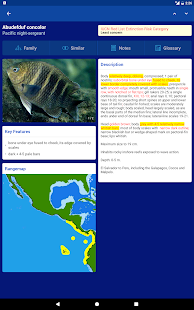 Fishes: East Pacific- screenshot thumbnail
